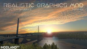 Realistic Graphics Mod v 2.2.0 [by Frkn64], 1 photo