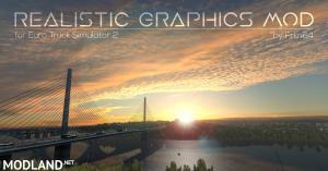 Realistic Graphics Mod v2.3.0 [1.32.x], 1 photo