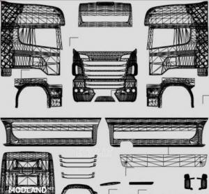 All Template for ETS2, 1 photo