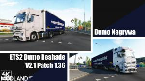 Dumo Realistic Reshade V2.1 Patch 1.36, 1 photo