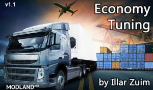 Economy Tuning by Illar Zuim 1.1 for 1.30 (FIXED), 1 photo