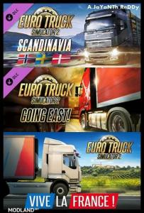 100% SaveGame with all DLCs [Scandinavia,Going East,Vive La France!] By A.JaYaNTh ReDDy, 1 photo