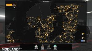 ETS2 100% Explored Save Game Profile (v1.34s – The Baltic Sea), 2 photo