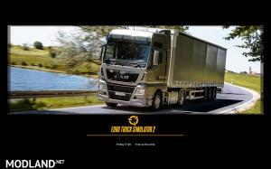 New Photo Loading Screens Mod ETS2 1.35 , 1 photo