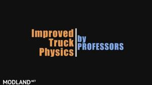 Improved Truck Physics by professors v4.0, 1 photo