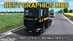 Realistic Lighting 2 JBX Settings v 1.9.12 - Reshade - 8-12-2018