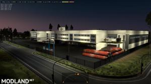 New prefabs of companies, garages and service v2.0, 3 photo