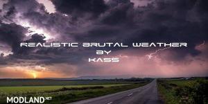 Realistic Brutal Weather V4.2.1, 1 photo