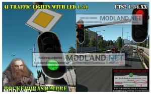AI Traffic light with led by Rockeropasiempre 1.34, 1 photo