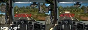 Improved Rear View Mirror By Thalken