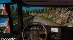 New Interior GPS V1.31 & 1.32, 1 photo