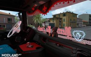 No Limit Sead adjustment – Scania S_R, 1 photo