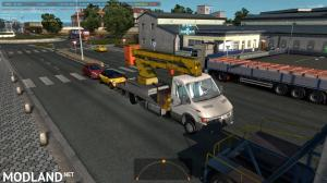 Iveco Daily Service Traffic ETS2 1.35.x, 1 photo
