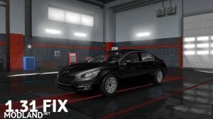 1.31 FIX for Peugeot 508, 1 photo