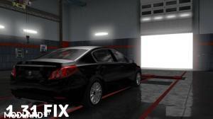 1.31 FIX for Peugeot 508, 2 photo