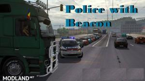 Police Addon with beacon 1.32, 1 photo