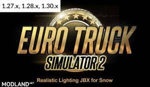 Realistic Lighting JBX for Snow (12-12-2017), 1 photo