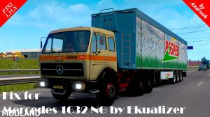 Fix for Mercedes Benz 1632 NG by Ekualizer [ETS2 1.35.X], 1 photo