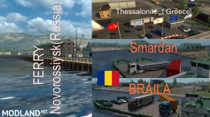 Ferry Connection for Maps: Promods2.45 and Southern Region7.9 1.36.x, 1 photo