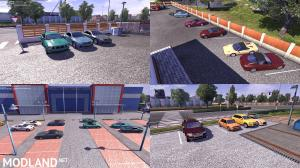 AI Traffic Pack (TDU2) for patch 1.24
