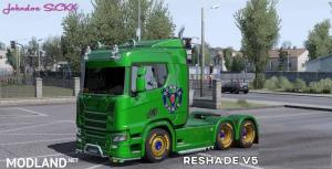 ETS2 – TRUE DX11 – Johndoe Sickx ReShade v 5.0 – ELMEJOR, 2 photo