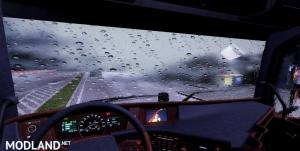 Realistic Rain and Sound for 1.26 by SimR