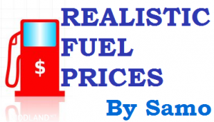 Realistic Fuel Prices (05 March 2016) by Samo, 1 photo