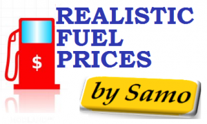 Realistic Fuel Prices 14 March 2016, 1 photo
