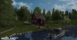 Simple Lakeside House - Kristiansand NO