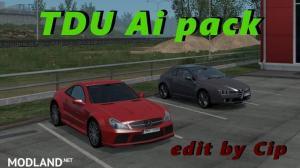 TDU2 traffic pack 1.35 edit by Cip, 1 photo