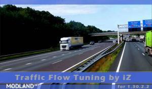 Traffic Flow Tuning by iZ v 1.0