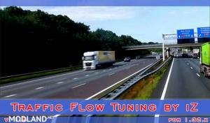 Traffic Flow Tuning by iZ 1.5