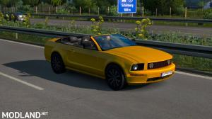 AI Traffic Cars from ATS 1.35.x, 1 photo