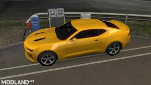 AI Traffic Cars from ATS 1.35.x, 4 photo