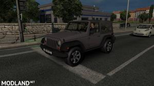 AI Traffic Cars from ATS v1.6 1.36.x, 5 photo