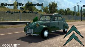 [Ai Trafic] Citroën 2Cv Reworked v3.0, 1 photo