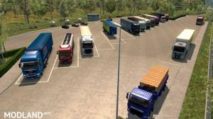 AI Truck Speed for Truck Traffic Pack, 1 photo