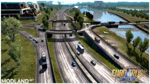 """D.B Creation's """"AI Traffic Mods"""" for 1.36 [25.01.2020], 4 photo"""