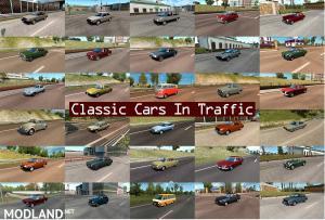 Classic Cars Traffic Pack by TrafficManiac v2.1, 1 photo