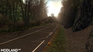 Cracked Roads Mod Autumn Edition, 2 photo