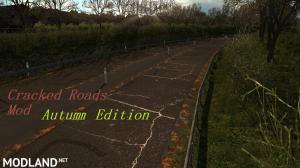 Cracked Roads Mod Autumn Edition, 1 photo