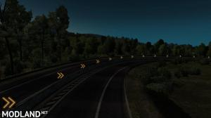 Dangerous turn lights unofficial update v2.0, 1 photo
