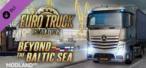 Euro Truck Simulator 2 Beyond the Baltic Sea, 1 photo