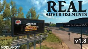 Real Advertisements v1.8, 1 photo