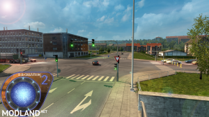 D.B Creation AI Traffic Mod for ETS 2 Ver. 1.19.1s [NEW], 3 photo