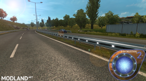 D.B Creation AI Traffic Mod for ETS 2 Ver. 1.19.1s [NEW], 2 photo