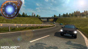 D.B Creation AI Traffic Mod for ETS 2 Ver. 1.19.1s [NEW], 5 photo