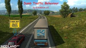 Dumb Traffic Behaviour by GAARAA 1.4