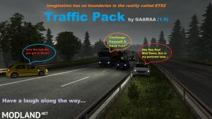 Traffic Pack by GAARAA 1.5