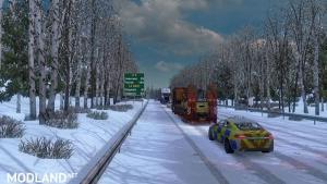 Frosty Winter Weather Mod v 7.3, 2 photo